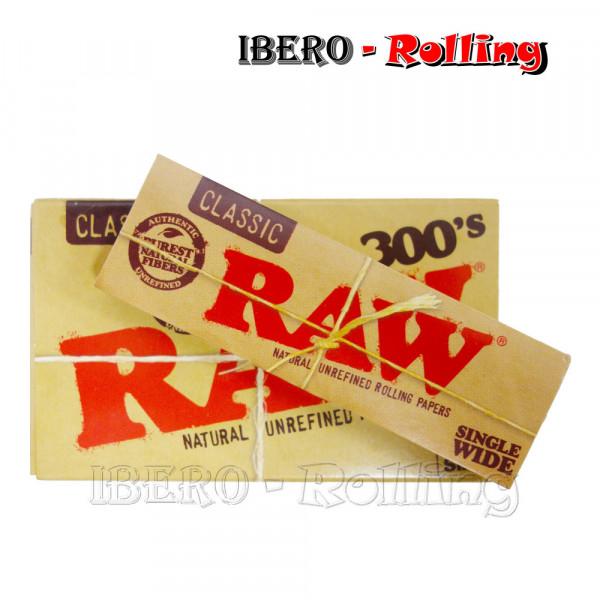 PAPEL RAW 300 78MM  +...