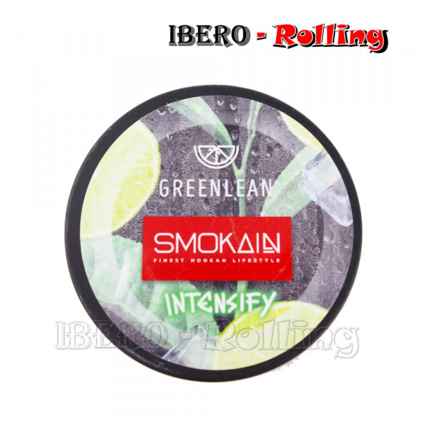 GEL SMOKAIN GREEN LEAN 100G...