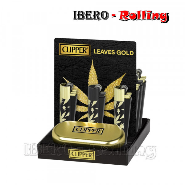 CLIPPER METALICO LEAVES...