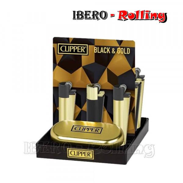 CLIPPER METALICO BLACK AND...