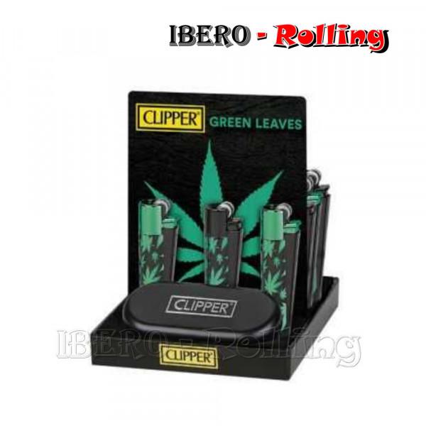 CLIPPER METALICO GREEN...