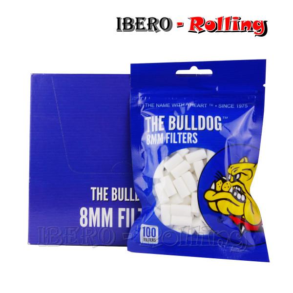 FILTROS BULLDOG 100 8MM -...