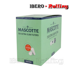 FILTROS MASCOTTE 5,3MM 150...