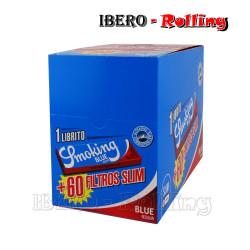 FILTROS SMOKING 6MM BOLSA...