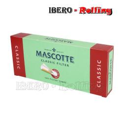 TUBOS MASCOTTE CLASSIC 100...