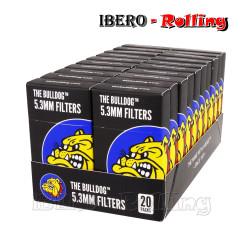 FILTROS BULLDOG 150 5,3MM -...