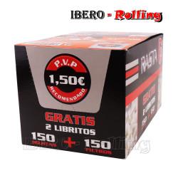 FILTROS RASTA 6MM 150...