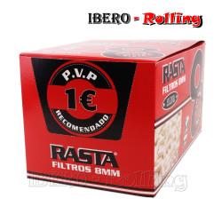 FILTROS RASTA 8MM 200...