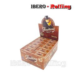 PAPEL SMOKING MARRÓN ROLLO...