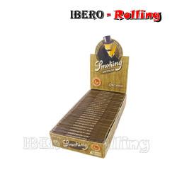 PAPEL SMOKING ORGÁNICO 50...