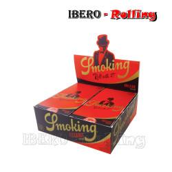 PAPEL SMOKING NEGRO 50 78MM...