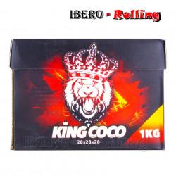 CARBON KINGCOCO CUBOS 1KG...
