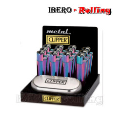 CLIPPER METALICO ICY COLORS...