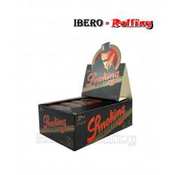 PAPEL SMOKING NEGRO ROLLO...