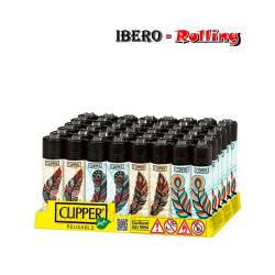 CLIPPER DECORADO FEATHERS -...